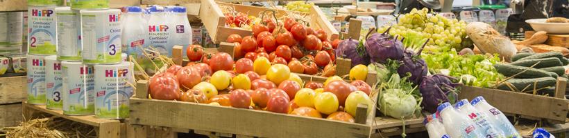 {:fr}Le marché des produits bio{:}{:en}The organic product market{:}