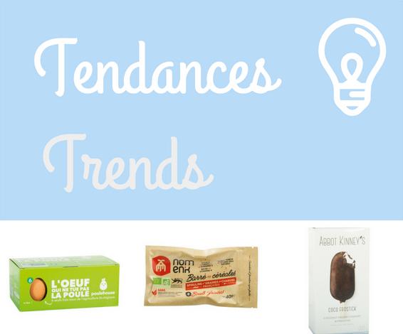 2018 organic trends