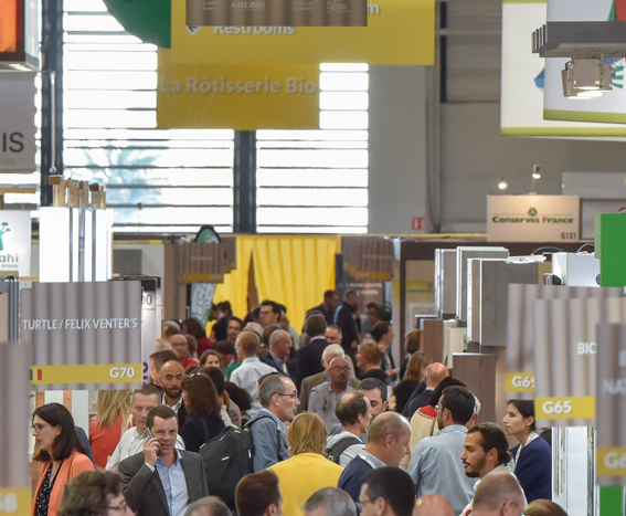 A huge success for Natexpo's first Lyon edition