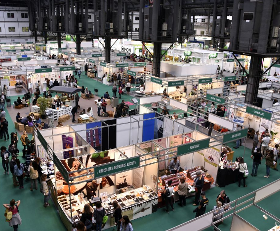 Natexpo in partnership with EcoSalud Barcelona 2019