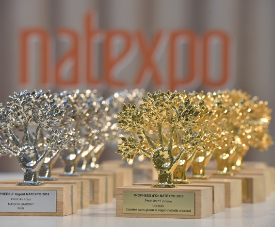 The winners of the 2019 Natexpo Awards