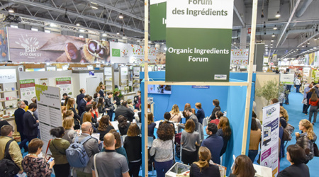 The Ingredients and Raw Materials sector at Natexpo: at the centre of organic issues