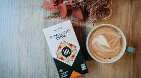 [ Les belles réussites ] Kafé Naka, pionniers du café détox
