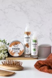 Les cosmétiques mixtes et écologiques de Cozie engagée dans l'économie circulaire